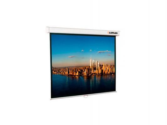 Фото - Экран настенный Lumien LMP-100118 203 x 300 см экран настенный lumien lmp 100117 202 x 280 см