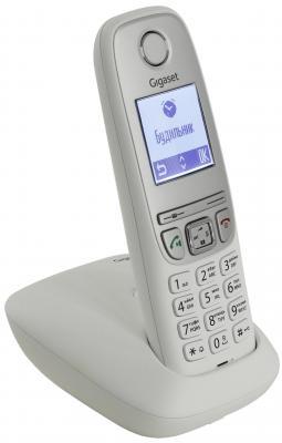 Р/Телефон Dect Gigaset A415 белый проводной и dect телефон gigaset e350 1 1 e350