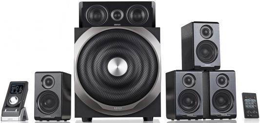 Колонки Edifier S550 Encore <RMS 60Wx5 + 240W> Black