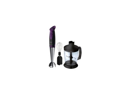 Блендер погружной MARTA MT-1554 белый/фиолетовый