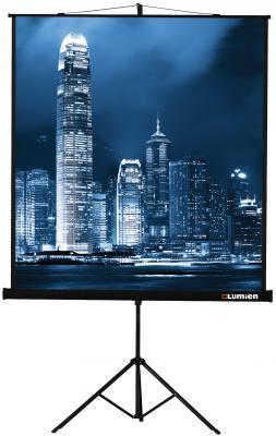 Экран на штативе Lumien Master View 127х127см Matte White FiberGlass LMV-100101 экран на штативе lumien master view 153х203 lmv 100107