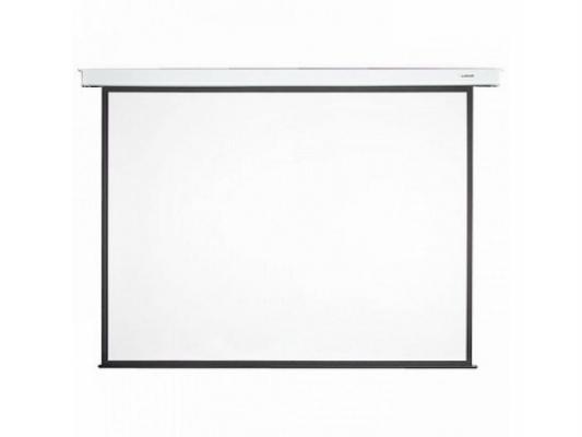 Экран настенный Lumien Master Control 128х171см Matte White FiberGlass с электроприводом LMC-100107 [lmc 100110] экран с электроприводом lumien master control 229x305 см 146 matte white fiberglass черн кайма по периметру