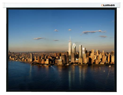 Экран настенный Lumien Master Picture 305х305см Matte White FiberGlass LMP-100107 lumien master picture 213x213 mw fiberglass lmp 100105