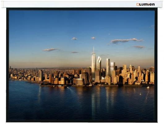 лучшая цена Экран настенный Lumien Master Picture 153х203см Matte White FiberGlass LMP-100109