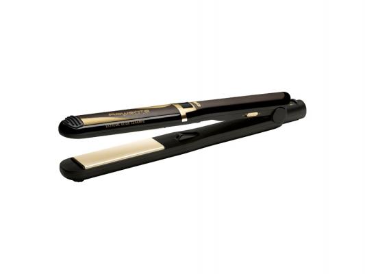 Выпрямитель волос Rowenta CF 7196 чёрный выпрямитель для волос rowenta sf 1515