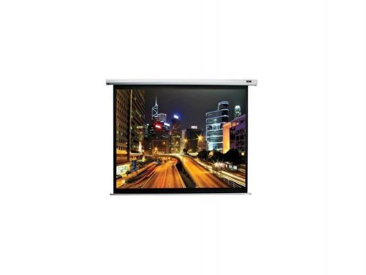 Экран настенный Elite Screens 124.5х221.5см ELECTRIC100XH 16:9 с электроприводом белый от 123.ru