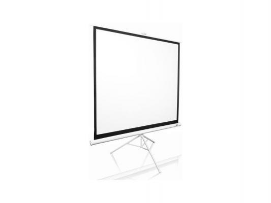 """Экран напольный Elite Screens T120NWV1 120"""" 4:3 183x244cm тринога MW белый"""