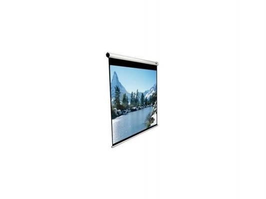 Экран настенный Elite Screens M71XWS1 71 1:1 127x127 ручной MW белый экран настенный elite screens 152x152см m85xws1 ручной mw белый