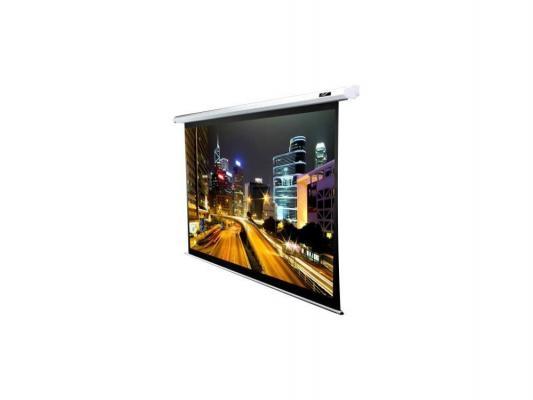Экран настенный Elite Screens ELECTRIC125H 125 16:9 156x277 с электроприводом MW черный экран настенный elite screens m135xwv2 135 4 3 206x274см ручной mw белый