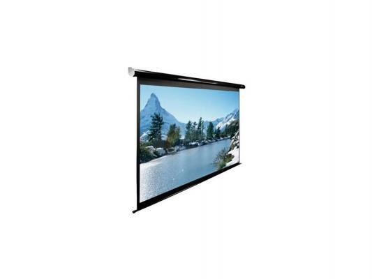 """Экран настенный Elite Screens ELECTRIC100H 100"""" 16:9 125x222 с электроприводом MW черный"""