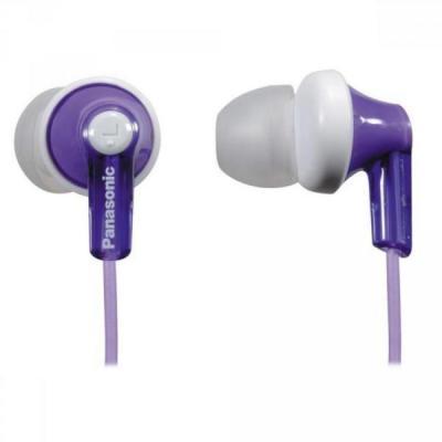 все цены на Наушники-затычки Panasonic RP-HJE118GUV фиолетовый