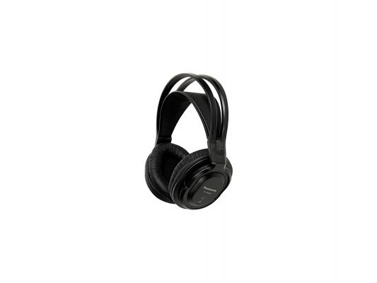 Наушники мониторные Panasonic RP-WF830E-K черный