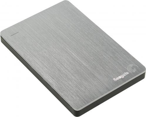 "Внешний жесткий диск 2Tb Seagate STDR2000201 Backup Plus Silver <2.5"", USB 3.0>"