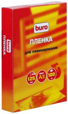 Пленка для ламинирования Buro BU-3LP125 А3 125мкм 303х426мм 100л