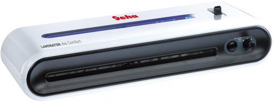 Ламинатор Geha Comfort A4 пленка 80-125 мкм 300 мм/мин 3 режима 86096022 ламинатор gbc 1100l 4400747eu