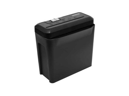 Шредер Office Kit S20 (секр.1/Р-1)/лен7мм/6лист/10лтр шредер office kit c 11cc 0 8х1 секр 6 p 7 фр4х40мм 4лист 30лтр