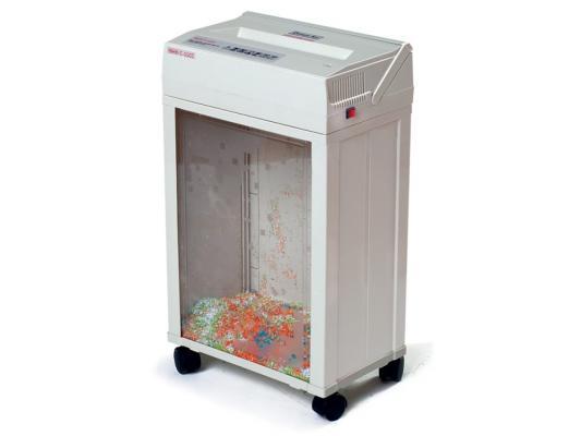 Шредер Office Kit C-12CC 4х40 (секр.6/P-7)/фр4х40мм/4лист/30лтр шредер office kit c 11cc 0 8х1 секр 6 p 7 фр4х40мм 4лист 30лтр