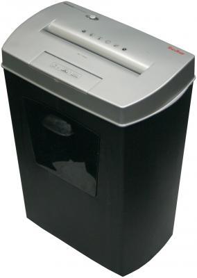 Шредер Geha X7-4x40 CD Home & Office уровень 3/фр4х40мм/7листов/18/Уничт:скрепки, скобы, пл.карты/CD