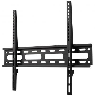 Кронштейн HAMA H-108771 черный для ЖК ТВ до 56 настенный VESA 600x400 max 35 кг
