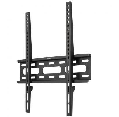 Кронштейн HAMA H-108770 XL черный для ЖК ТВ до 50 настенный VESA 400x400 max 30 кг