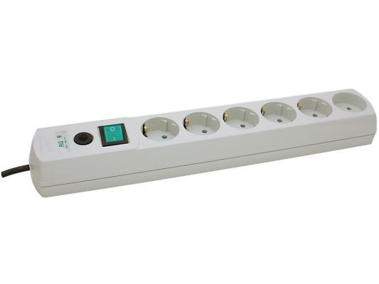 Сетевой фильтр MOST Real RG белый 6 розеток 10 м сетевой фильтр most real rg 6 розеток 10 м белый