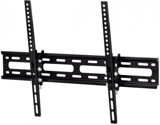 Кронштейн HAMA H-108717 XL черный для ЖК ТВ до 56 настенный наклон 15° VESA 600x400 max 35 кг кронштейн hama h 118114 черный для жк настенный наклон