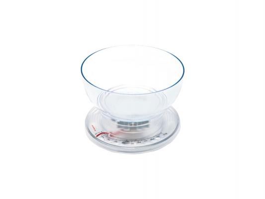 Весы кухонные Supra BSS-4050 белый