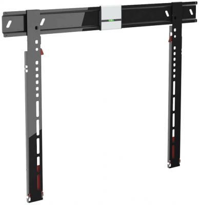 """все цены на Кронштейн Holder LEDS-7021 черный для ЖК ТВ 42-90"""" настенный от стены 8мм VESA 600x400 до 40 кг"""