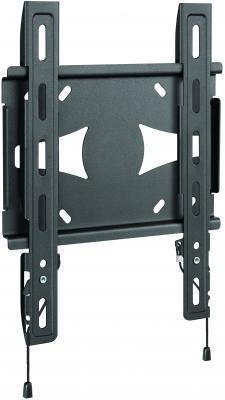 Фото - Кронштейн Holder LCDS-5045 металлик для ЖК ТВ 19-40 настенный от стены 20мм VESA 200x200 до 45 кг кронштейн holder lcds 5045 металлик