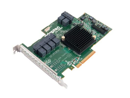 Контроллер SAS/SATA Adaptec ASR-72405 PCI-E v3 x8 SGL 2274900-R контроллер sas adaptec asr 7805 pci e v3 x8 lp sgl 2274100 r