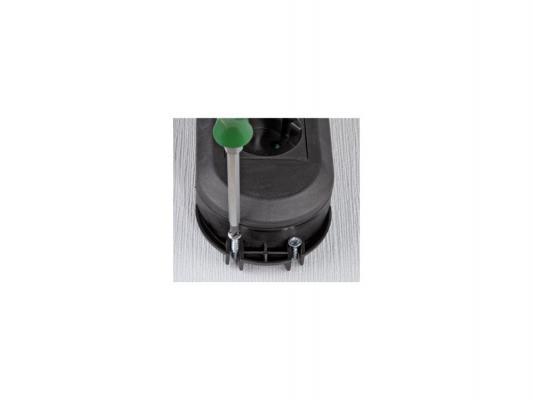 Удлинитель HAMA Colour H-108895 черный 10 розеток 1.5 м от 123.ru