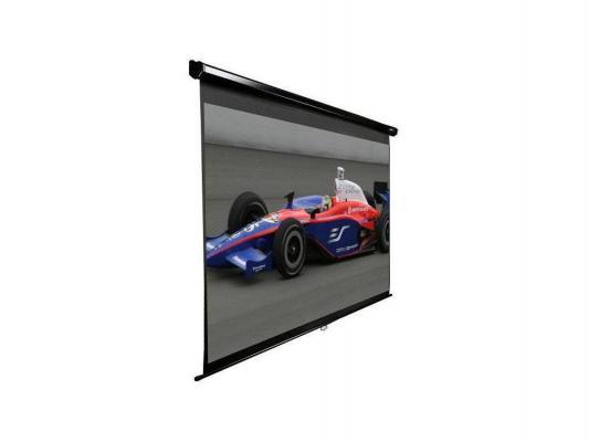 Экран настенный Elite Screen 149х266см M120UWH2 16:9 настенный ручной MW черн. корпус
