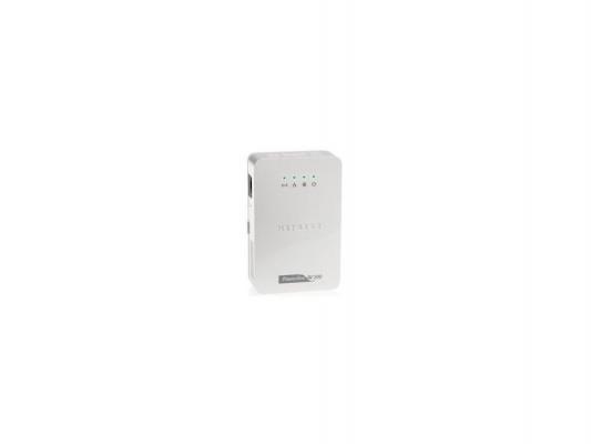 Адаптер Netgear (XAVNB2001-100PES) Bundle Powerline AV 200Mbps. XAV2001 + XAVN2001 w/WiFi 300Mbps