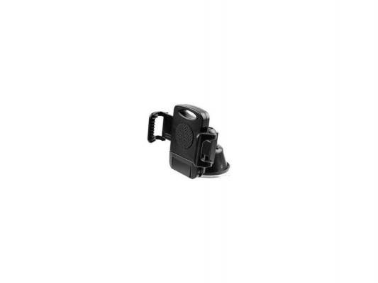 Автомобильный держатель Wiiix HT-02 для устройств шириной от 55 мм до 94 мм черный