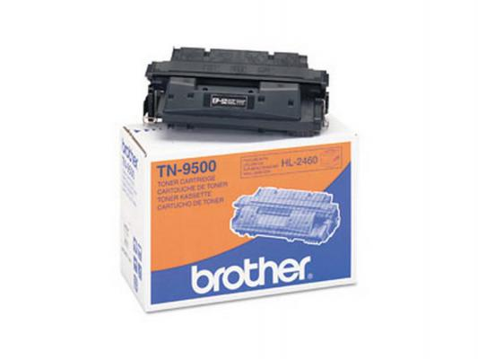 Лазерный картридж Brother TN9500 черный для HL-2460 11000 стр. тонер brother tn9500