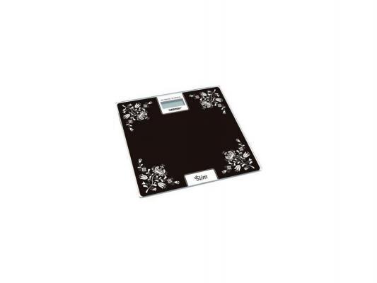 цена на Весы напольные электронные Zelmer 34Z012LE черный/белый