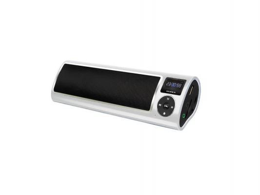 Портативная акустика Supra PAS-6255 белый