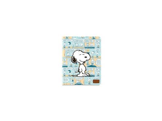 Чехол iLuv SNOOPY для iPad mini рисунок ICA8J389BLU
