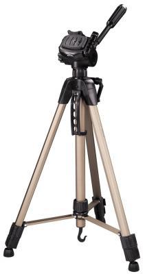 Штатив Hama Star-62 H-4162 напольный трипод 3D-головка до 160см нагрузка до 3.5кг