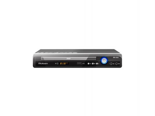 Проигрыватель DVD Rolsen RDV-2030 черный
