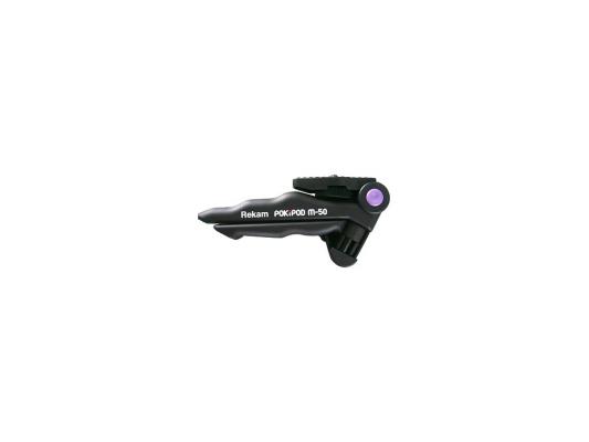 цена на Штатив Rekam Pokipod M-50 настольный до 16 см нагрузка до 1 кг черный