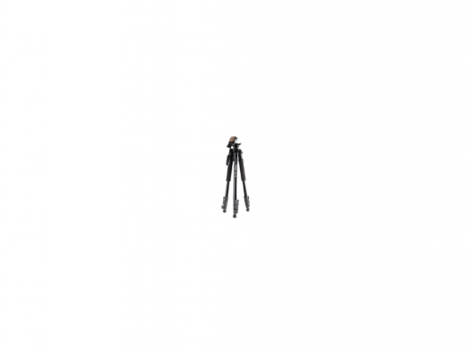 купить Штатив Rekam ZET-75 напольный трипод шаровая головка до 158.5 см нагрузка до 3 кг черный онлайн