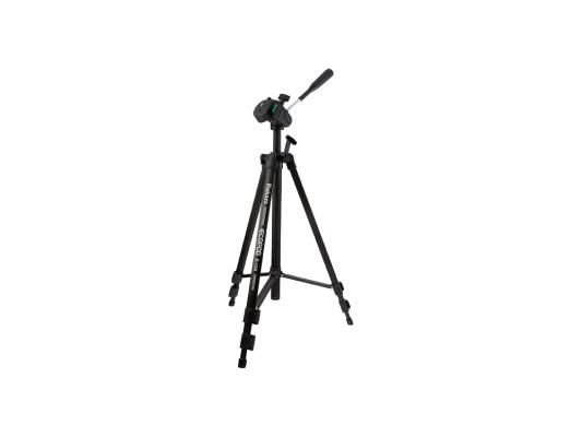 Штатив Rekam Ecopod E-135 напольный трипод до 134.5 см нагрузка до 3 кг черный