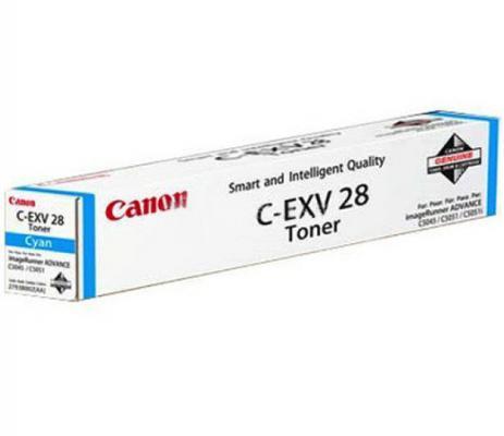 Тонер-картридж Canon C-EXV28 голубой для C5045/C5051 44000стр. high quality gpr 30 31 npg 45 46 cexv28 29 black drum unit compatible for canon c5030 c5035 c5045 c5051 c5235 c5240 c5250 c5255