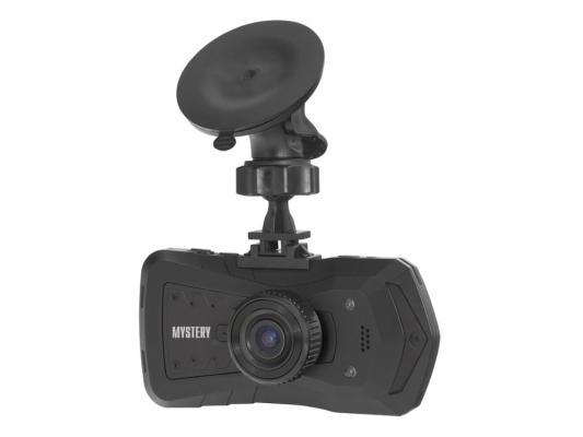 Видеорегистратор Mystery MDR-895DHD черный 1080p 130гр.