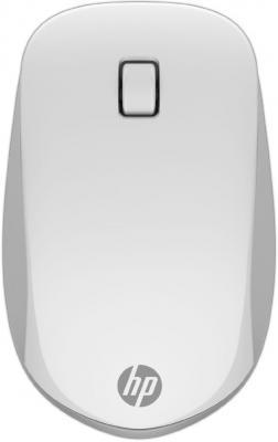 Мышь беспроводная HP Z5000 белый Bluetooth Е5С13АА мышь беспроводная hp h6e52aa touch to pair чёрный bluetooth