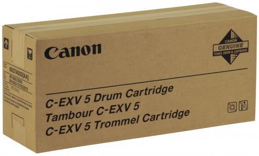 Фотобарабан Canon C-EXV5 черный для IR1600/2000 21000стр. canon c exv5 6836a002