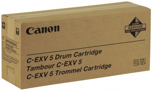 Фотобарабан Canon C-EXV5 черный для IR1600/2000 21000стр. термопот sakura sa 314rs steel red