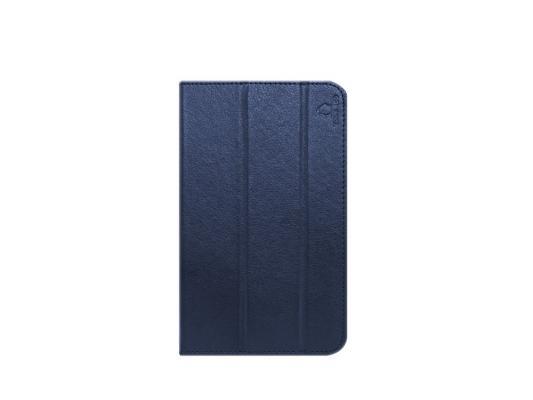 Чехол GoodEgg Flex для Samsung GalaxyTab3 8 T3100/3110 кожа синий GE-GT3100FLEXBLU