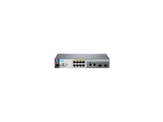 Коммутатор HP 2530-8G (J9777A) 8-портов 10/100/1000T/SFP
